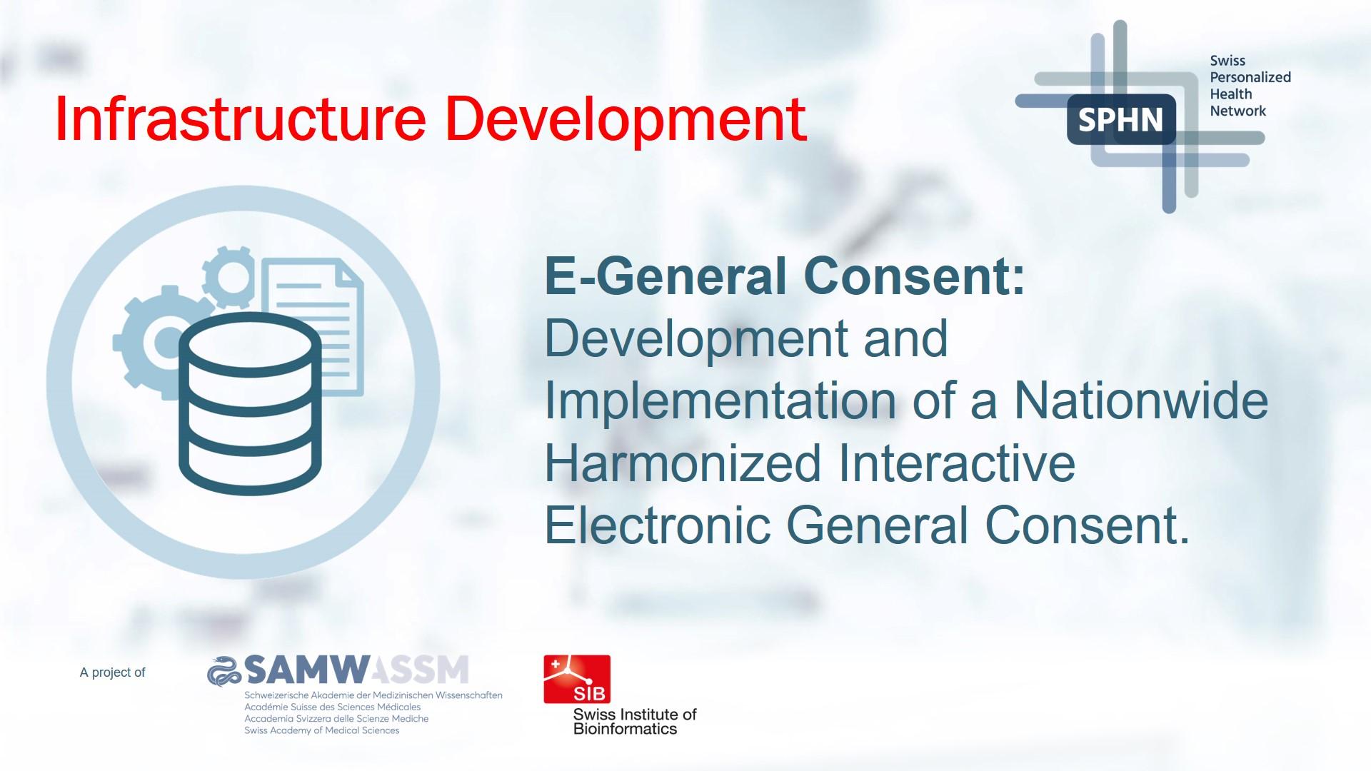 E-GenConsent